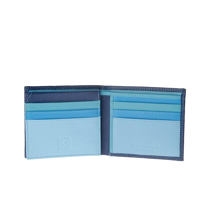 Petit portefeuille pour homme en cuir multicolore Dudu | La Redoute Fournir Pas Cher En Ligne veg4Vi
