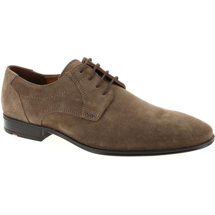 7f4987576e1ac Chaussures à lacets lloyd osmond marron Lloyd La Redoute GH8HUA1Z -  destrainspourtous.fr