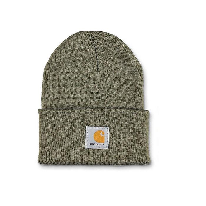 Bonnet tricoté vert Carhartt | La Redoute