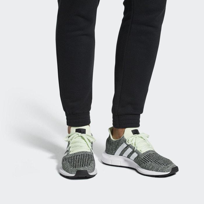Chaussure swift run vert Adidas Originals