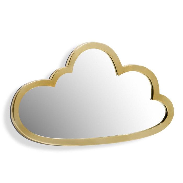 Specchio nuvola ottone L45 x H26 cm, Zicowi  AM.PM. image 0