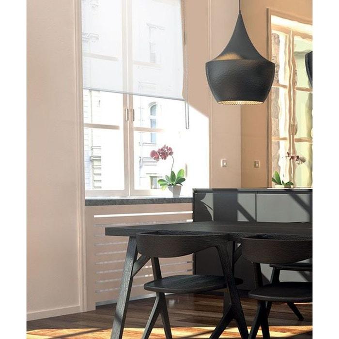 store enrouleur tamisant must motorisable blanc cass madeco la redoute. Black Bedroom Furniture Sets. Home Design Ideas