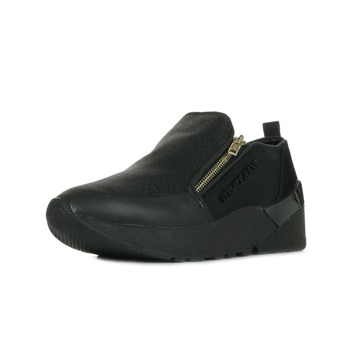 Baskets linea high running dis. 3 noir, doré Versace   La Redoute 697bb69886f