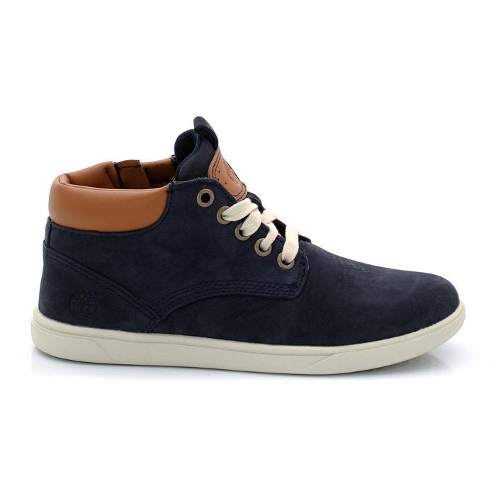 Groveton Leather Chukka Boots