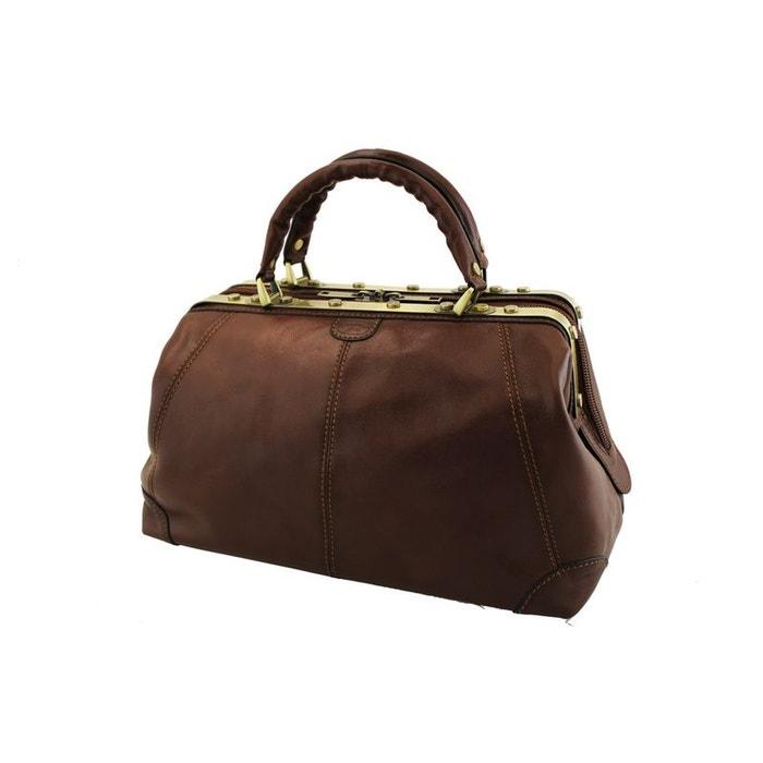 0ffba4c327 Sac de voyage diligence katana cuir de vachette collet k 1150 Katana | La  Redoute