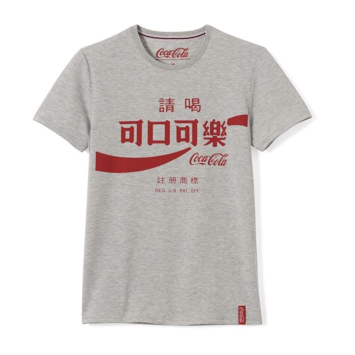 T-shirt scollo rotondo fantasia, maniche corte  COCA COLA image 0