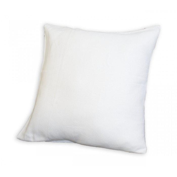 prot ge oreiller imperm able 100 coton blanc poyet motte mobilier la redoute. Black Bedroom Furniture Sets. Home Design Ideas