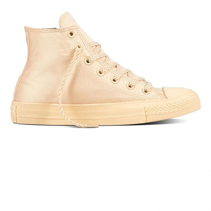 Chaussures all star brushed shield hi orange w h17 orange Converse