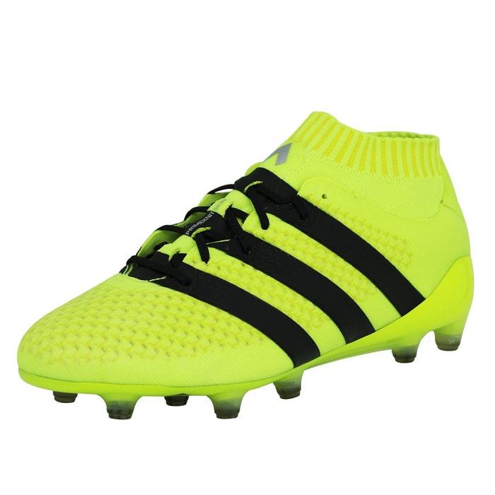 CHAUSSURES FOOTBALL ADIDAS Ace 16.1 Primeknit SG T.42 23 vertrose neuves