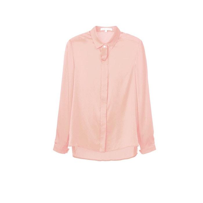 boutique pour officiel la meilleure attitude où acheter Chemise Femme en Soie manche longue tenue bureau classique chic