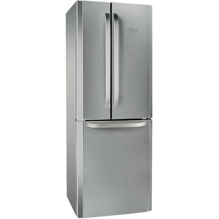 Réfrigérateur Multi Portes Hotpoint Edaaax Couleur Unique Hotpoint - Réfrigérateur multi portes