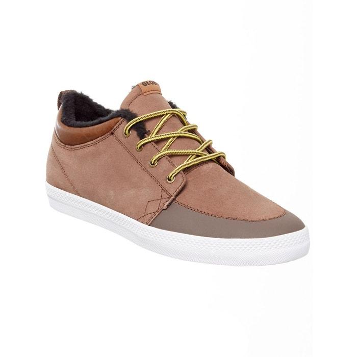 Chaussure gs chukka - fur lined  brun Globe  La Redoute
