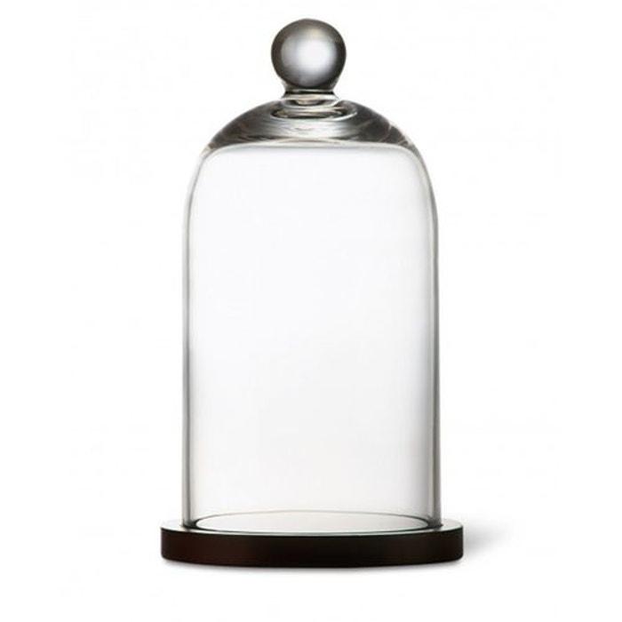 cloche parfumeur verre 20cm transparent bougies la fran aise la redoute. Black Bedroom Furniture Sets. Home Design Ideas