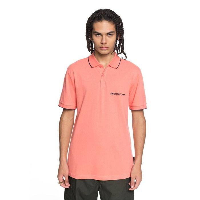 DC Shoes Lakebay - Polo Shirt - Polo - Homme - XS - Noir 9Jf7my