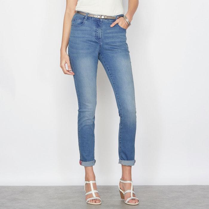 "Image Stretch Jeans, Length 30.5"" ANNE WEYBURN"