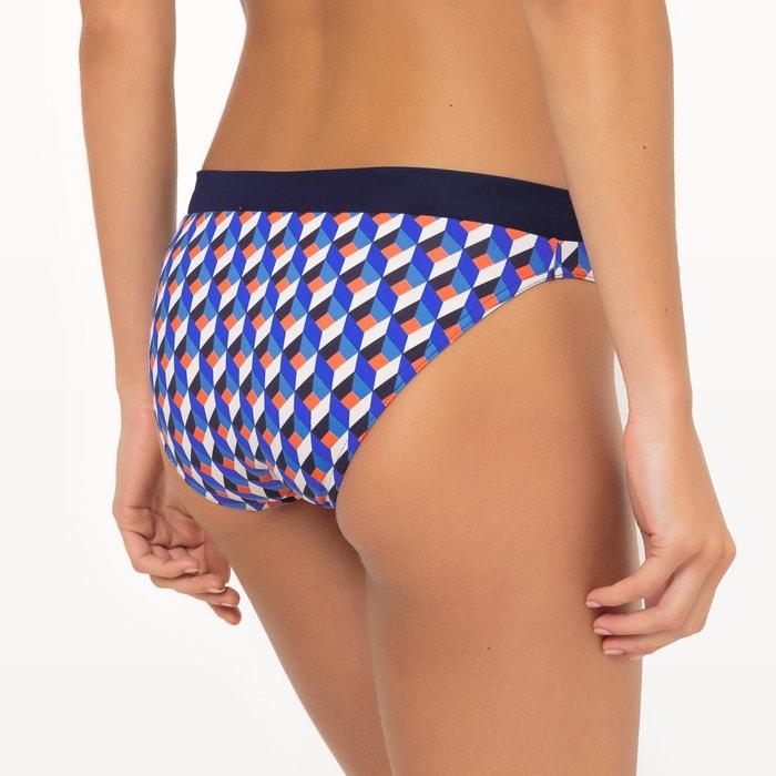 de bikini Braguita estampada Redoute La Collections qSR70Yn4