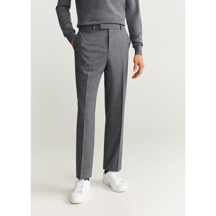 Pantalon Tailored lavable slim fit