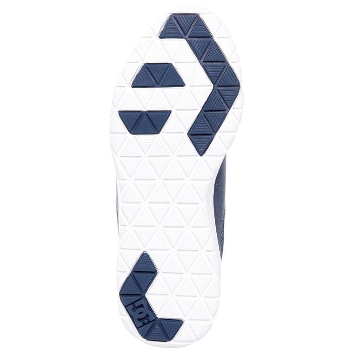 Chaussures femme heathrow tx le bleu Dc Shoes