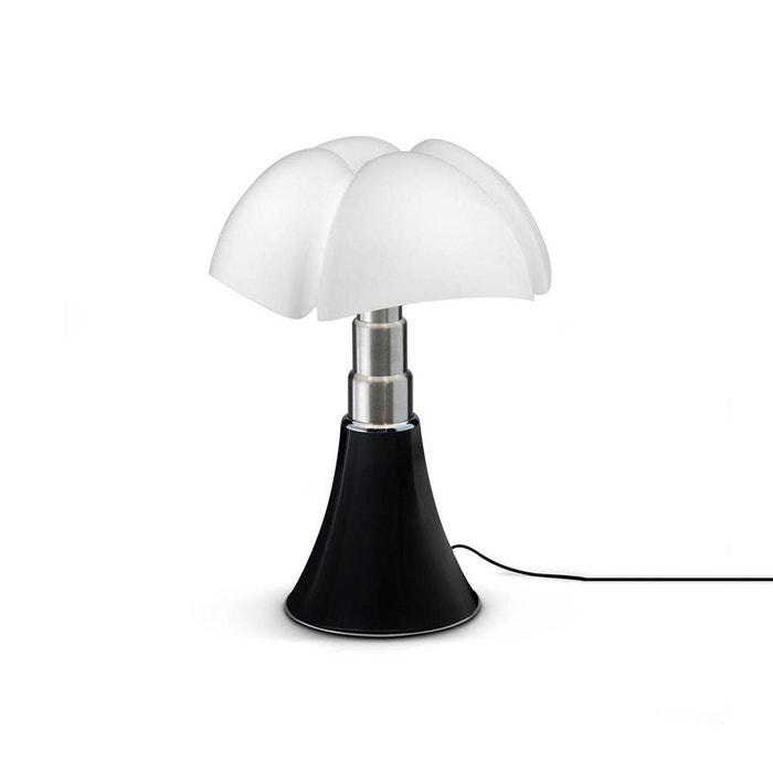 mini lampe pipistrello noir touch led h35cm noir. Black Bedroom Furniture Sets. Home Design Ideas