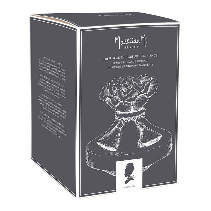Diffuseur de parfum d'ambiance soliflore pivoine Mathilde M