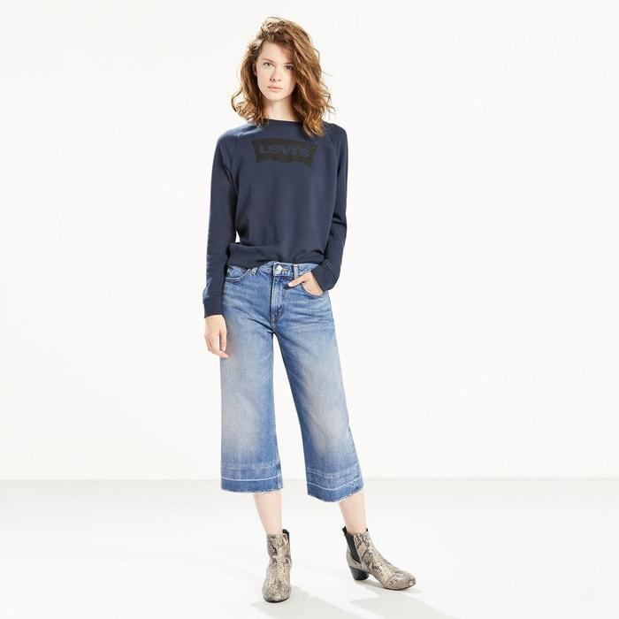 jupe culotte en jean girl trip levi 39 s en solde la redoute. Black Bedroom Furniture Sets. Home Design Ideas