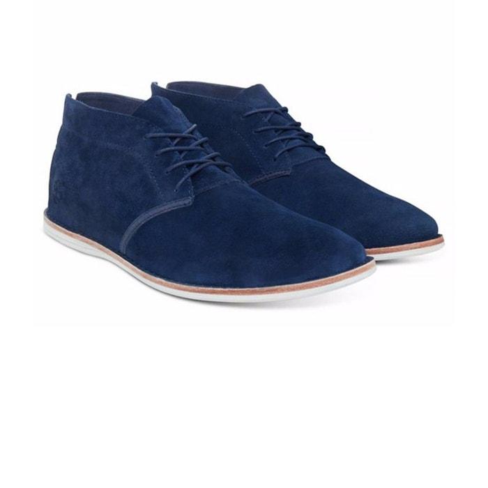 Chaussures revenia chukka black iris Timberland
