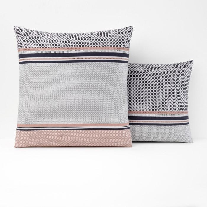 Image Taie d'oreiller imprimée en pur coton, NAYMA La Redoute Interieurs
