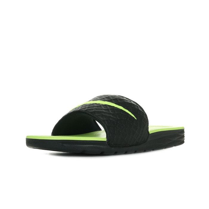 Solarsoft Nike Vert Benassi Tongs La Redoute Clair Noir zqxP5naw
