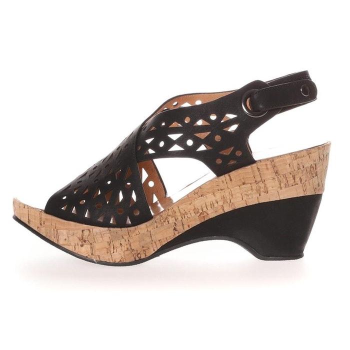 Sandales  /  nu-pieds synthétique  bronze Lpb Shoes  La Redoute