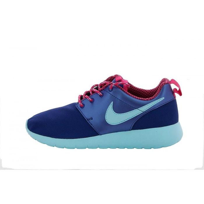 finest selection 03ebb 3c24b Basket roshe run (gs) bleu Nike   La Redoute