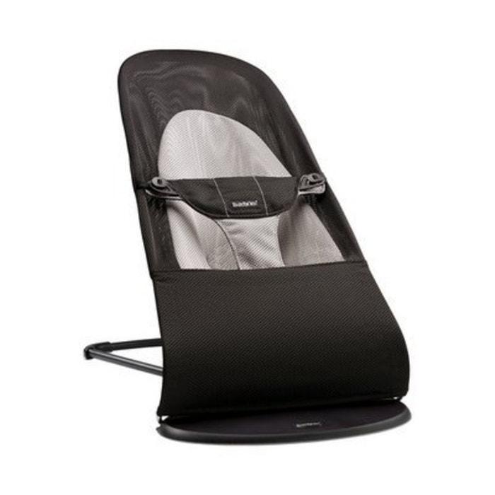babybj rn le transat balance soft mesh lit b b noir. Black Bedroom Furniture Sets. Home Design Ideas