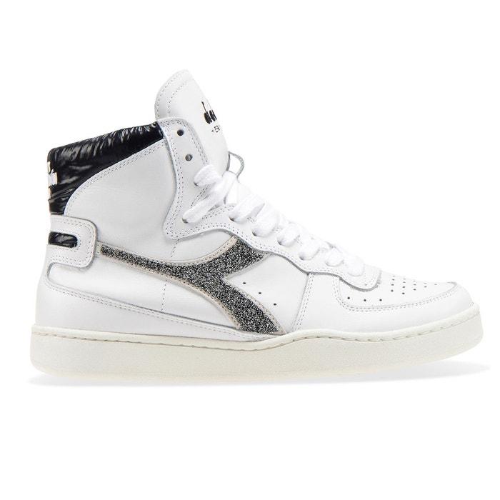 Sneakers mi basket lux 20006 - blanc Diadora Heritage  39282a63d92