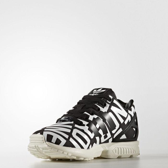 Chaussure ZX flujo noir adidas Originals gwgvo1v3