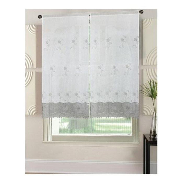 petits vitrages droits en macram home maison la redoute. Black Bedroom Furniture Sets. Home Design Ideas