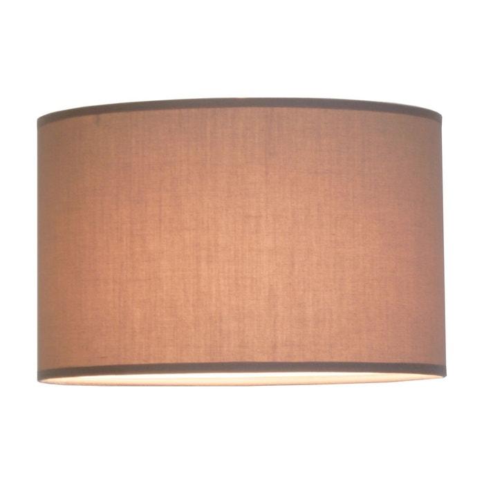 abat jour taupe 60 w a la carte kcm000967 kcm000967 taupe keria la redoute. Black Bedroom Furniture Sets. Home Design Ideas