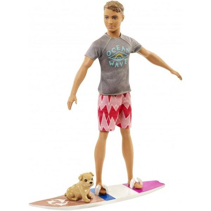 Ken Surfeur Et Son Chien Matfbd71