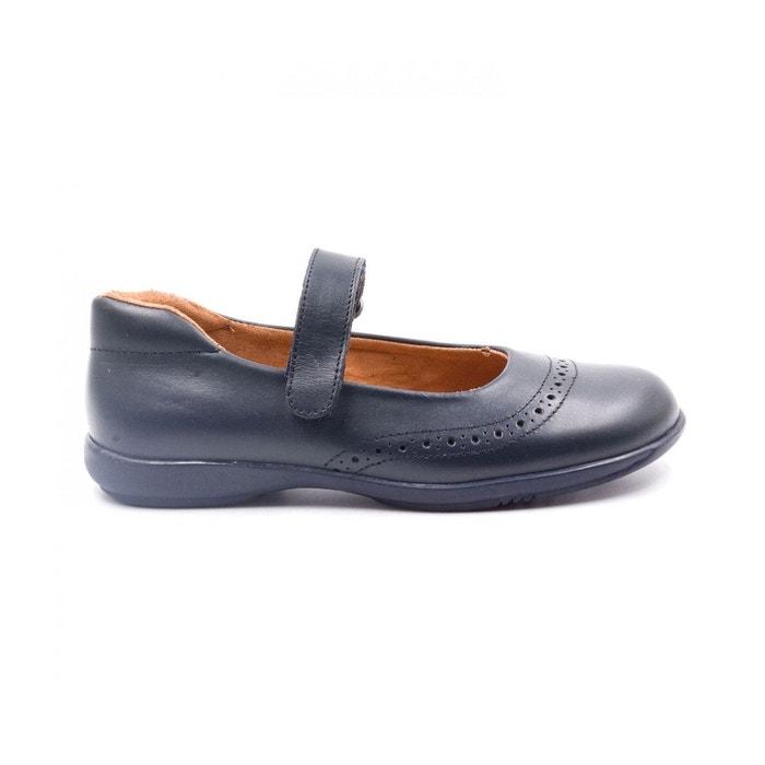 Boni Betty II - Ballerines Fille Bleu Marine 24-35 Boni Classic Shoes 3cfd5da78477