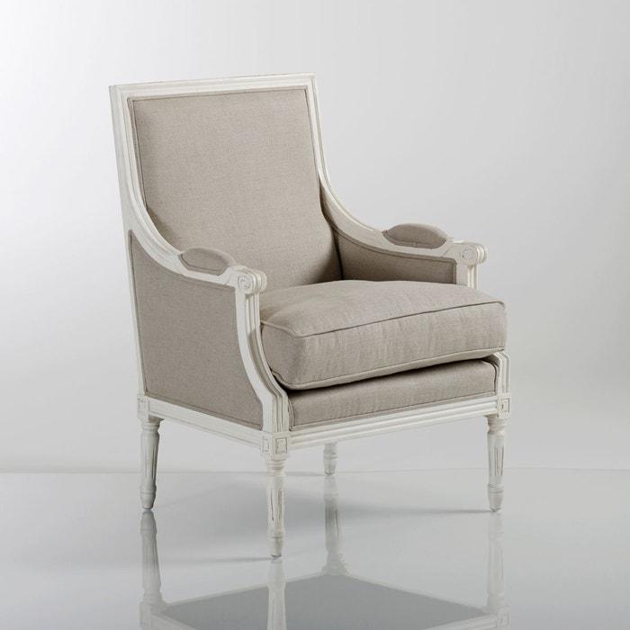 fauteuil bergre style louis xvi nottingham la redoute interieurs image 0 - Fauteuil Bergere
