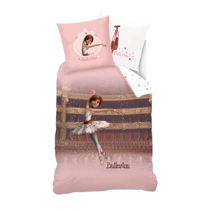 Bettwäsche Set Ballerina Für Kinder Rosa Ballerina La Redoute