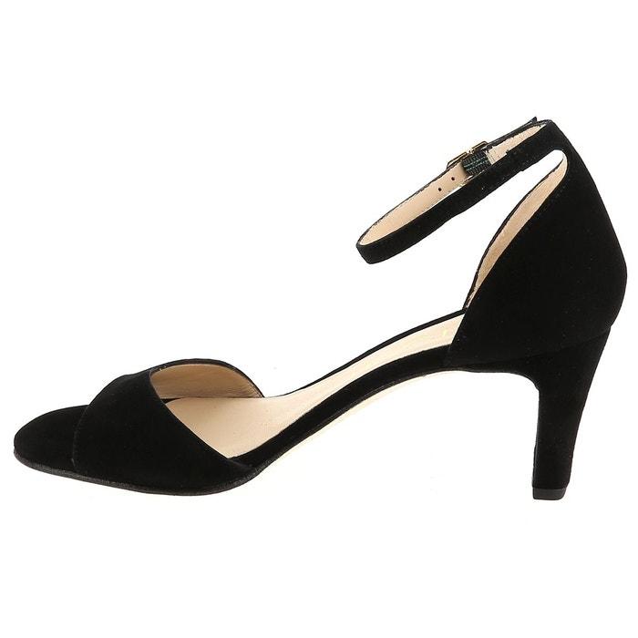 Sandales et nu-pieds unisa midas noir Unisa