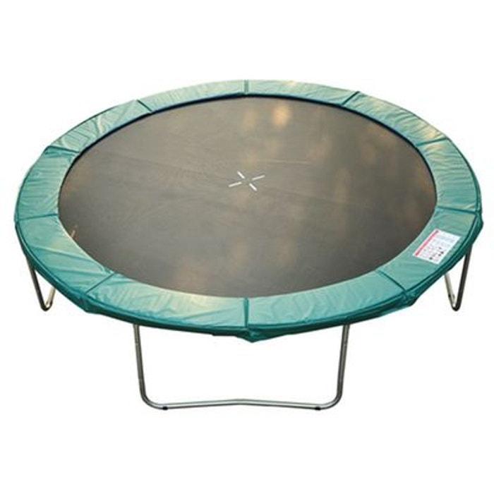 couvre ressort trampoline vert homcom la redoute. Black Bedroom Furniture Sets. Home Design Ideas