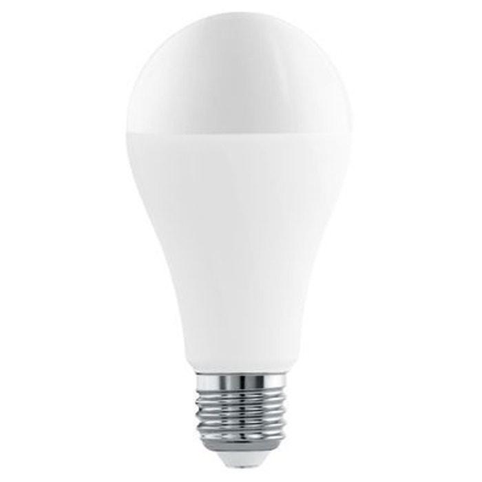 ampoule led e27 15w 1520 lumens 4000k blanc eglo lighting 11564 blanc eglo lighting la redoute. Black Bedroom Furniture Sets. Home Design Ideas
