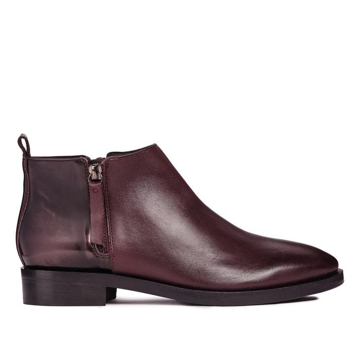 e11e56111c063 Donna brogue ankle boots