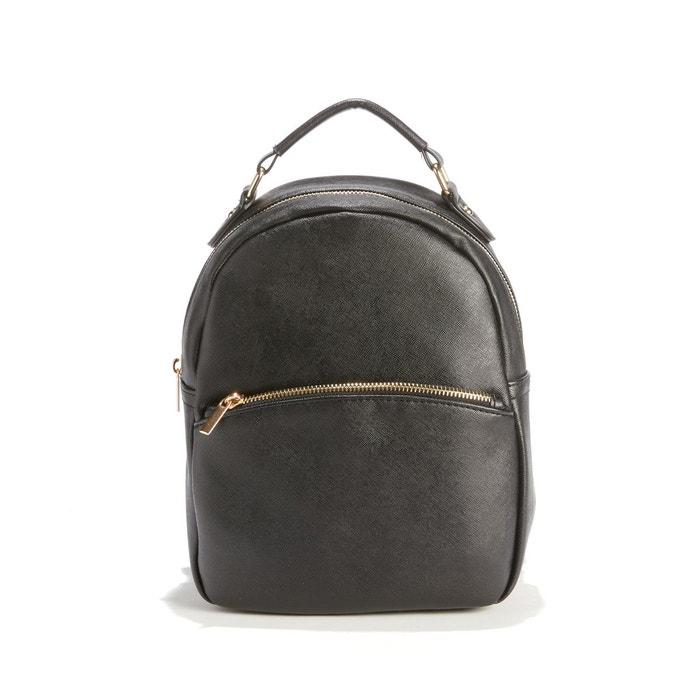 sac dos noir la redoute collections la redoute. Black Bedroom Furniture Sets. Home Design Ideas
