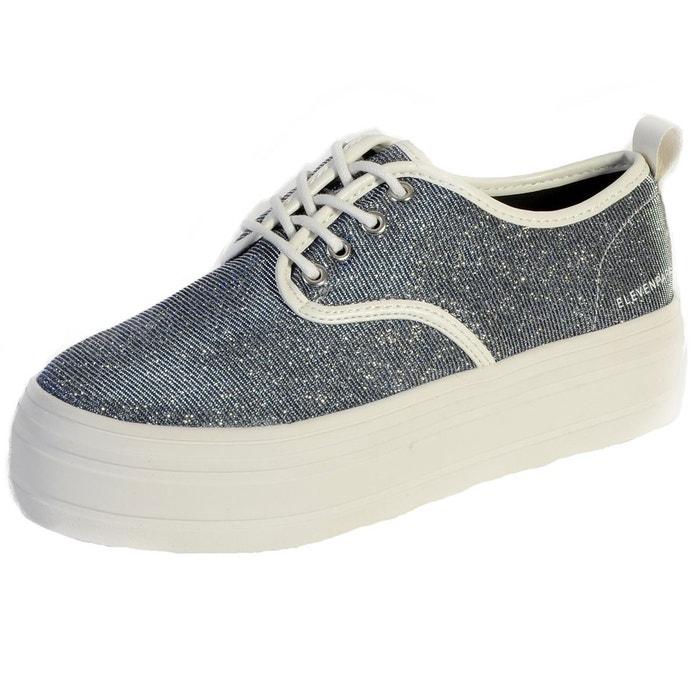 Chaussures sky glitter  bleu Eleven Paris  La Redoute