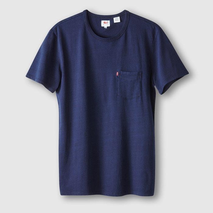 Image Short-Sleeved Crew Neck T-Shirt LEVI'S