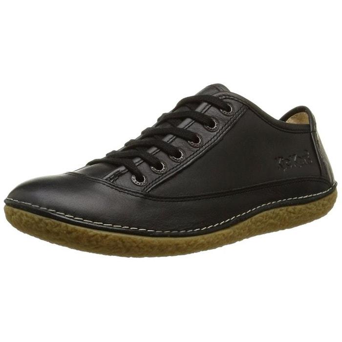 D'origine À Vendre Chaussures a lacets 419952 noir Kickers De Haute Qualité À Vendre De Nombreux Types De Visite Pas Cher Liquidations De Nombreux Types De xZz4n