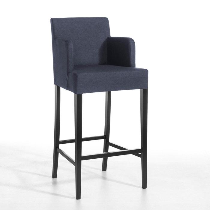 Image Chaise de bar Victor, lin lavé AM.PM.