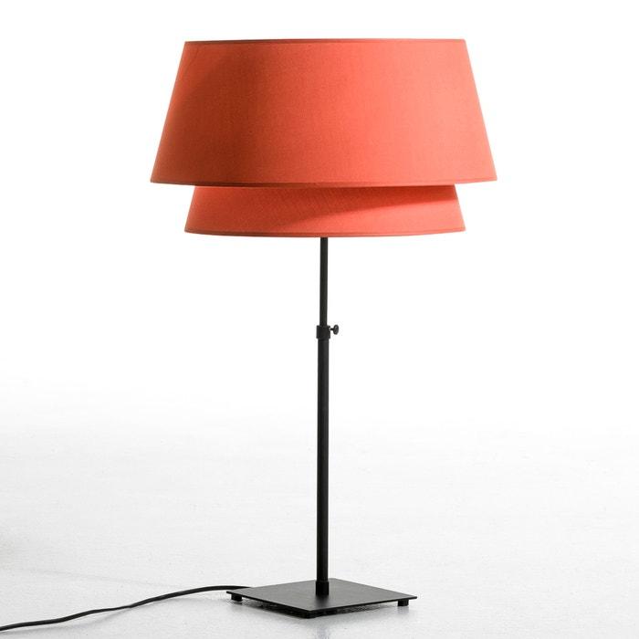 pied de lampe m tal mars hauteur r glable am pm noir. Black Bedroom Furniture Sets. Home Design Ideas
