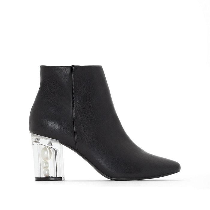 Boots talon fantaisie   noir Mademoiselle R   La Redoute